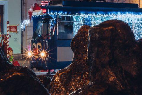 Božićni Tramvaj